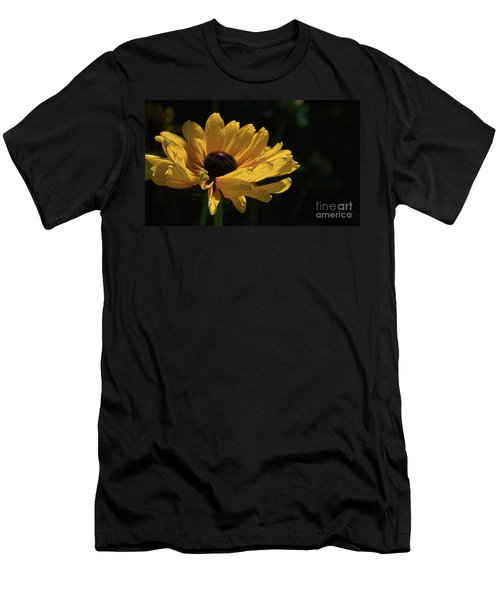 Ox Eye Susan Men's T-Shirt (Athletic Fit)
