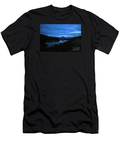 Oxbow Moon Men's T-Shirt (Athletic Fit)