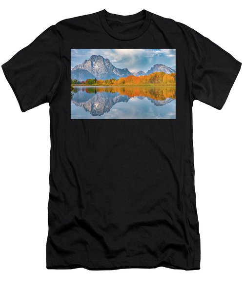 Oxbow's Autumn Men's T-Shirt (Athletic Fit)