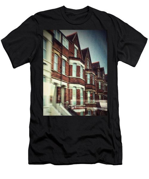 Men's T-Shirt (Slim Fit) featuring the photograph Oxford by Persephone Artworks