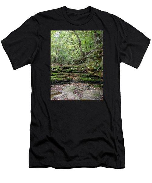 Ozark Creek Men's T-Shirt (Athletic Fit)