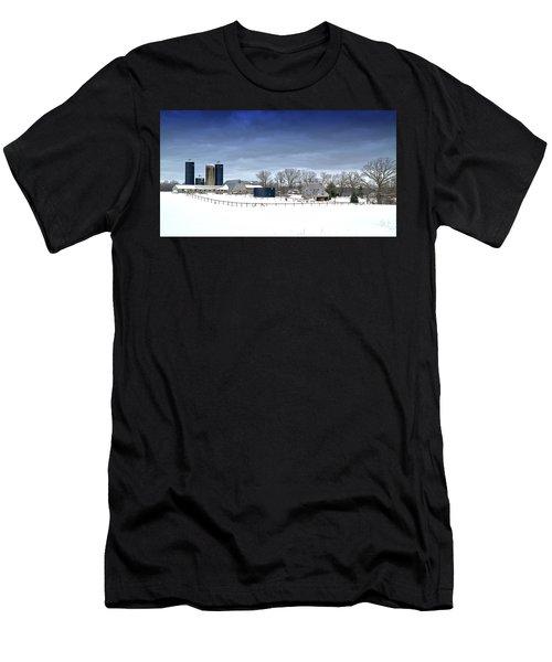 Pa Farm Men's T-Shirt (Athletic Fit)