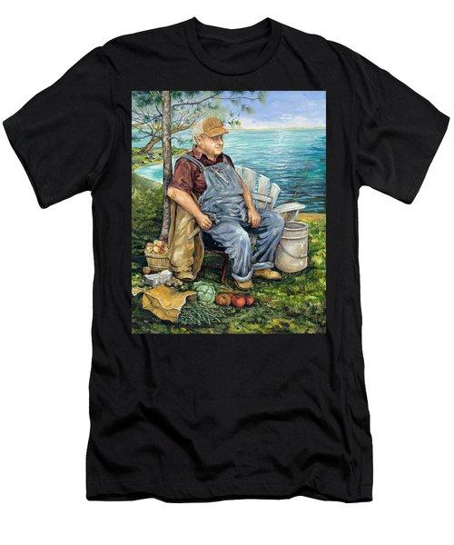 Pa Men's T-Shirt (Athletic Fit)