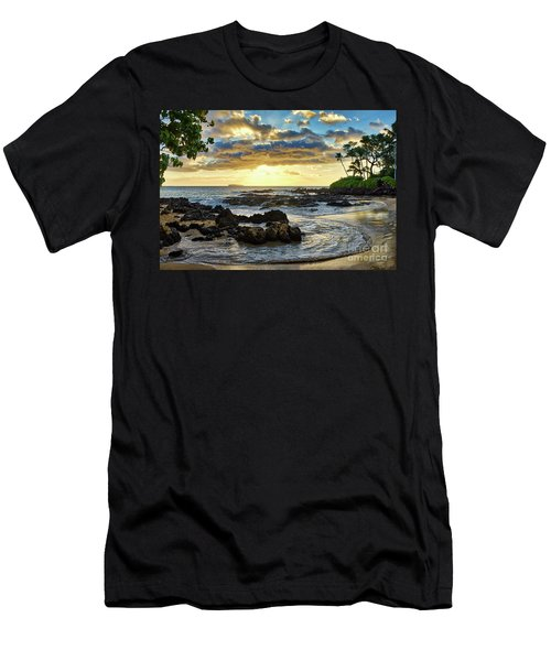 Pa'ako Cove Men's T-Shirt (Athletic Fit)
