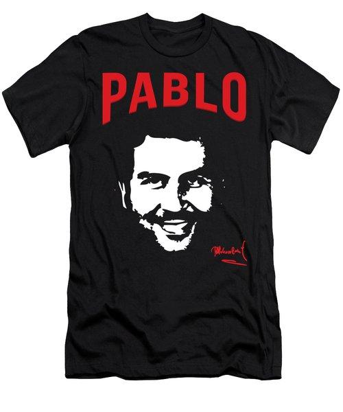 Pablo Men's T-Shirt (Athletic Fit)