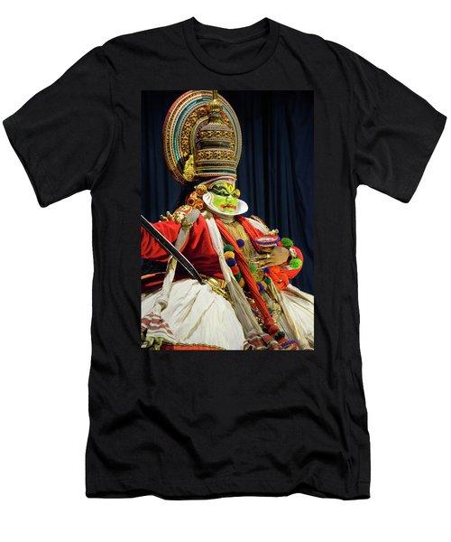 Pacha Vesham Men's T-Shirt (Athletic Fit)