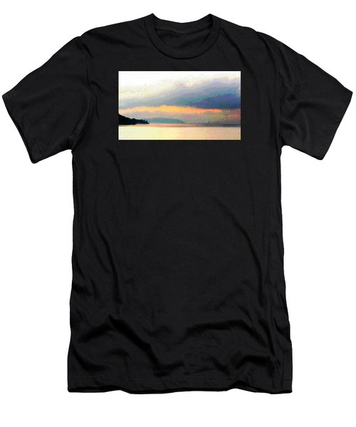 Pacific Skies Men's T-Shirt (Athletic Fit)