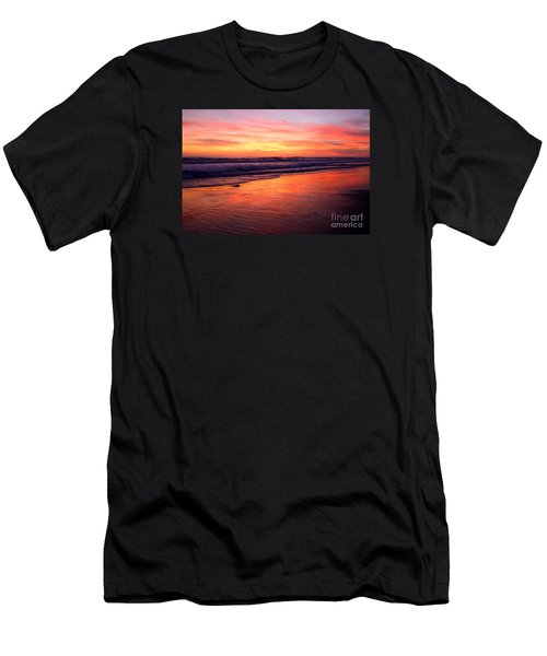 Cardiff Coast  Men's T-Shirt (Athletic Fit)
