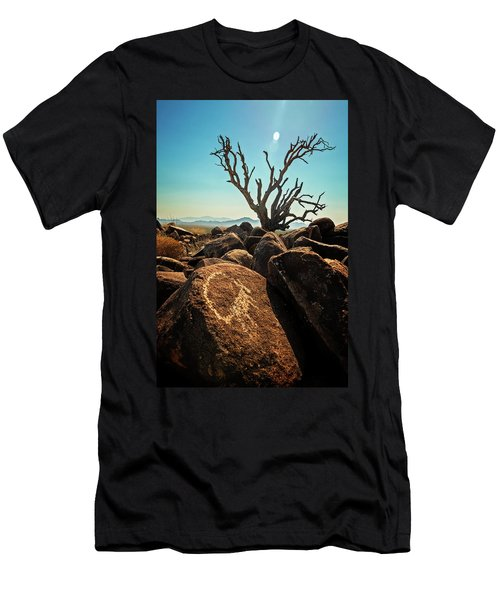 Pack Mule Petroglyph Men's T-Shirt (Athletic Fit)
