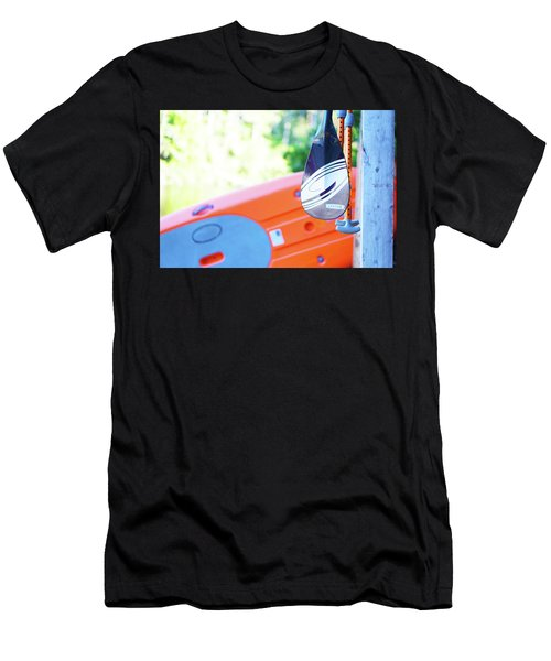 Paddle Men's T-Shirt (Athletic Fit)