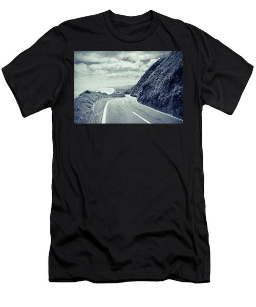 Paekakariki Men's T-Shirt (Slim Fit) by Joseph Westrupp