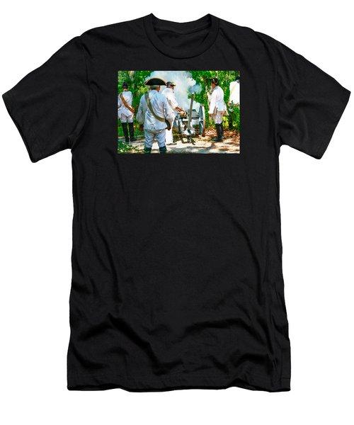 Page 11 Men's T-Shirt (Athletic Fit)