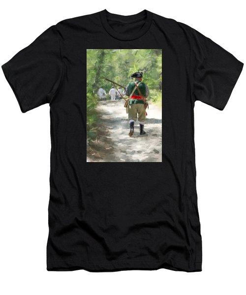 Page 14 Men's T-Shirt (Athletic Fit)