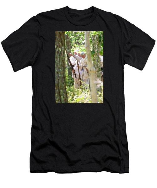 Page 33 Men's T-Shirt (Athletic Fit)