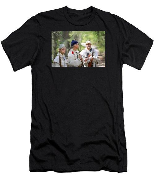 Page 8 Men's T-Shirt (Athletic Fit)