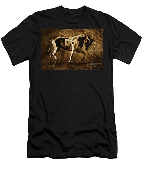Paint Horse Men's T-Shirt (Athletic Fit)