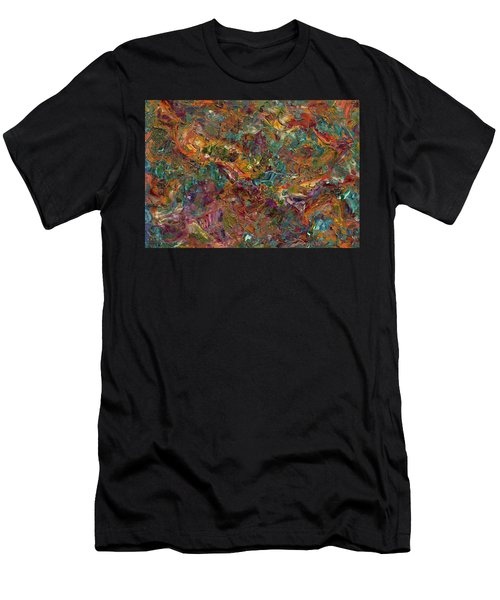 Paint Number 16 Men's T-Shirt (Athletic Fit)