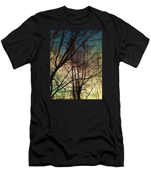 Paintbrush 5 Men's T-Shirt (Athletic Fit)
