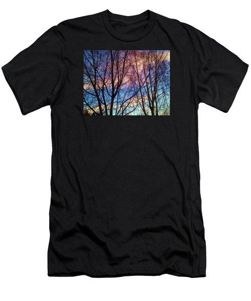 Paintbrush IIi Men's T-Shirt (Athletic Fit)