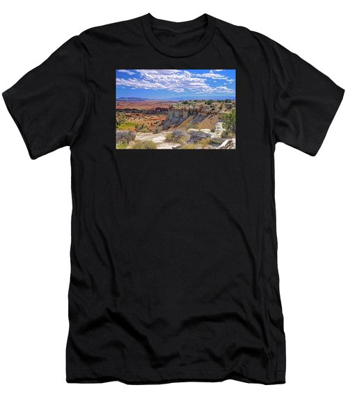 Painted Desert Of Utah Men's T-Shirt (Athletic Fit)