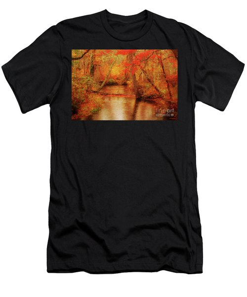 Painted Fall Men's T-Shirt (Athletic Fit)