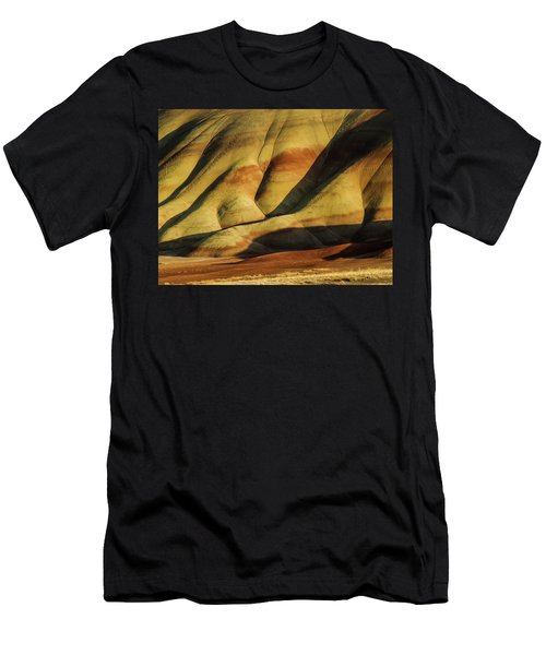 Painted In Gold Men's T-Shirt (Athletic Fit)