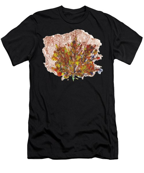 Painted Nature 3 Men's T-Shirt (Athletic Fit)