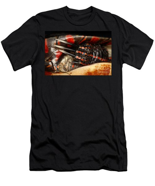 Painted Turtle Claws Men's T-Shirt (Athletic Fit)
