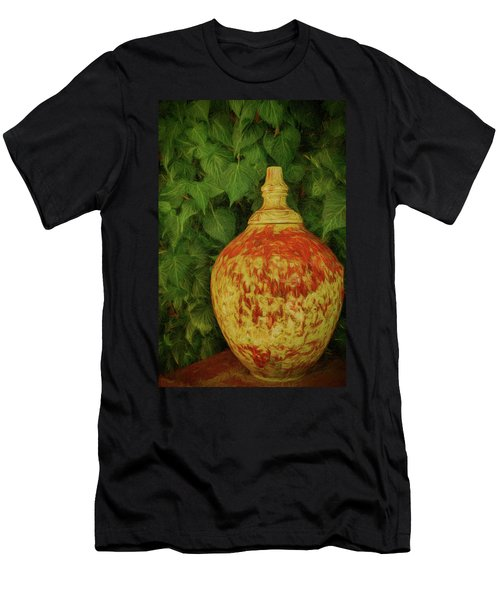 Painted Vase Men's T-Shirt (Athletic Fit)