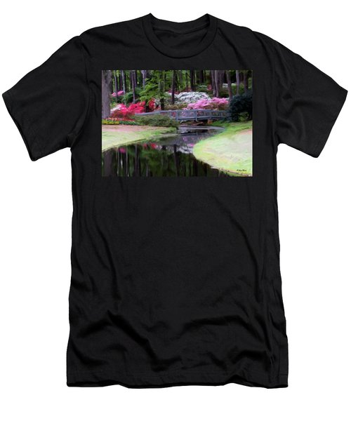 Painting At Calloway Men's T-Shirt (Athletic Fit)