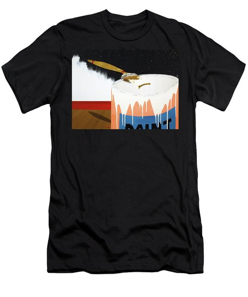 Painting Out The Sky Men's T-Shirt (Athletic Fit)