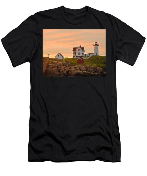 Painting The Skies Men's T-Shirt (Athletic Fit)