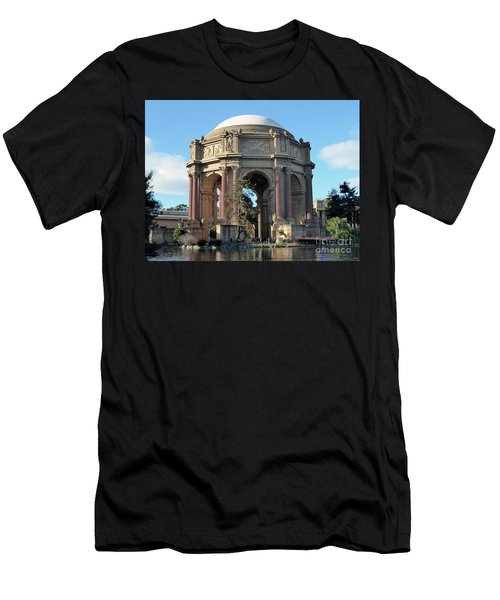 Palace Of Fine Arts Men's T-Shirt (Athletic Fit)