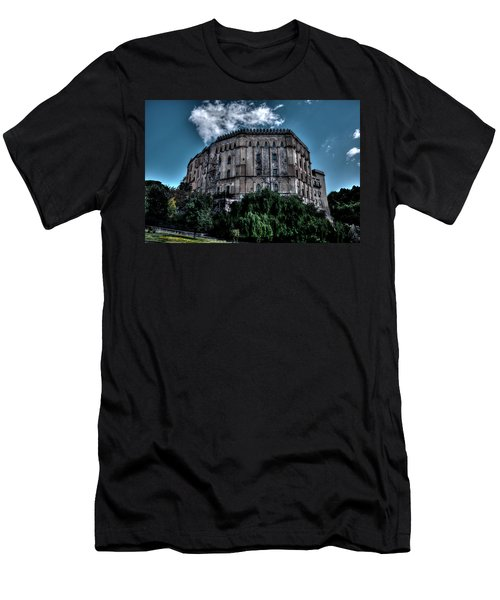 Palermo Center Men's T-Shirt (Slim Fit) by Patrick Boening