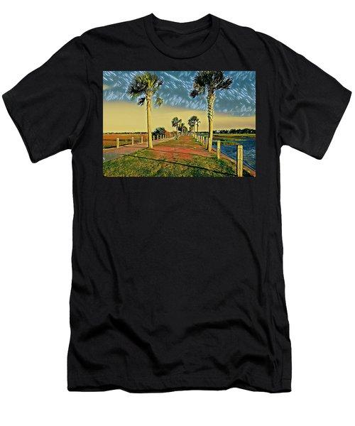 Palm Parkway Men's T-Shirt (Athletic Fit)