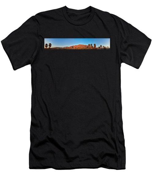 Palm Springs Sunrise Men's T-Shirt (Athletic Fit)