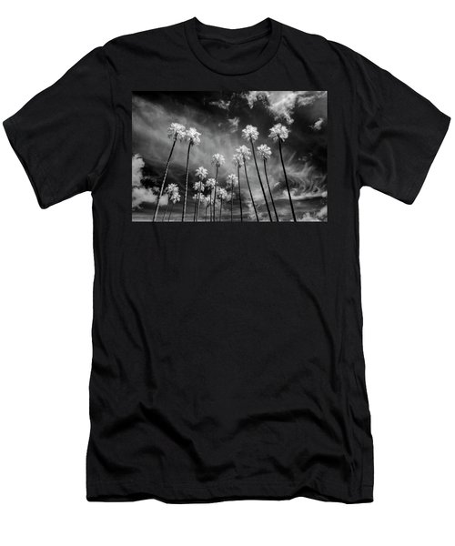 Palms Men's T-Shirt (Slim Fit) by Sean Foster