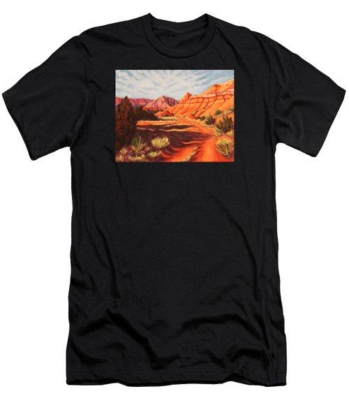 Palo Duro Canyon Men's T-Shirt (Athletic Fit)