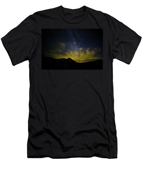 Palo Duro Nights Men's T-Shirt (Athletic Fit)