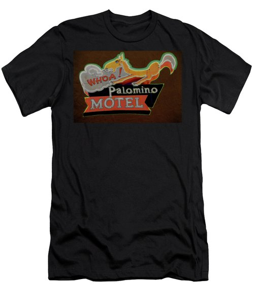 Palomino Motel Men's T-Shirt (Athletic Fit)
