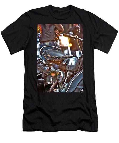 002 - Panhead Men's T-Shirt (Athletic Fit)