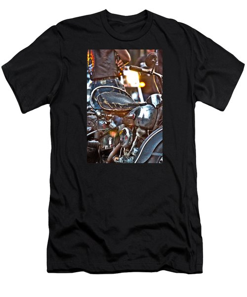 002 - Panhead Men's T-Shirt (Athletic Fit)