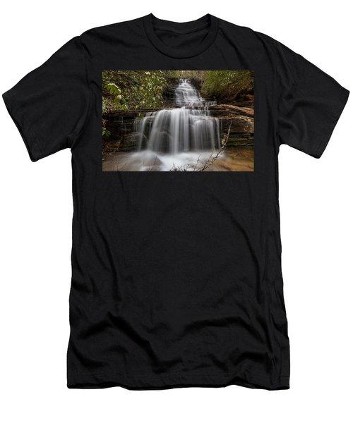 Panther Falls Men's T-Shirt (Athletic Fit)