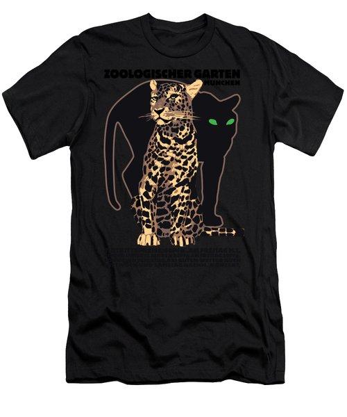 Panther Men's T-Shirt (Athletic Fit)