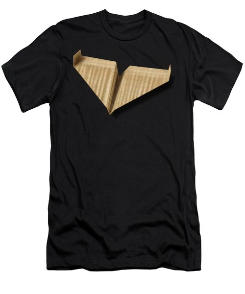 Paper Airplanes Of Wood 8 Men's T-Shirt (Athletic Fit)