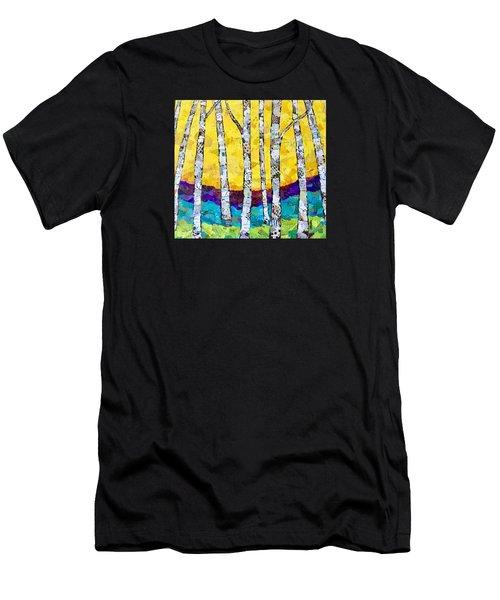 Paper Birch 2 Men's T-Shirt (Athletic Fit)