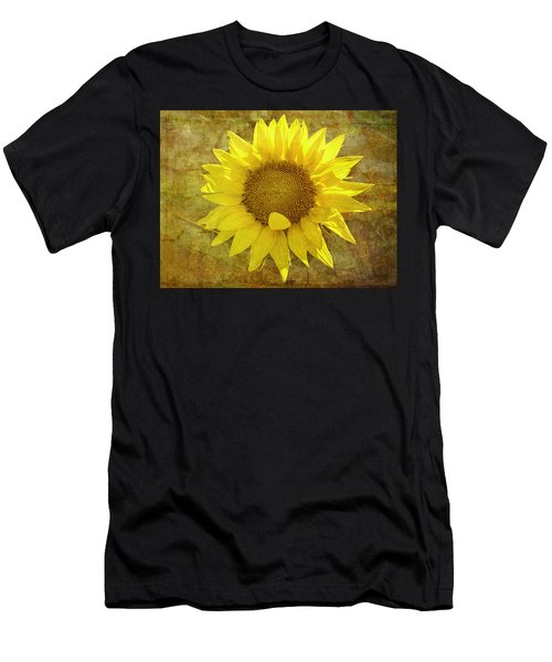 Men's T-Shirt (Athletic Fit) featuring the photograph Paper Sunshine by Melinda Ledsome