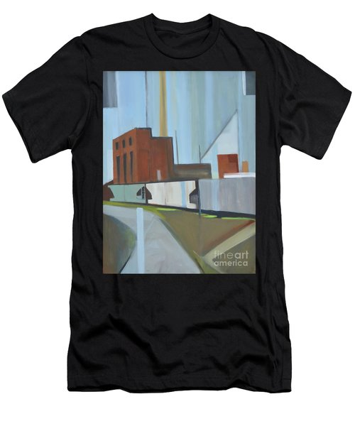 Paperboard Factory Bogota Nj Men's T-Shirt (Athletic Fit)