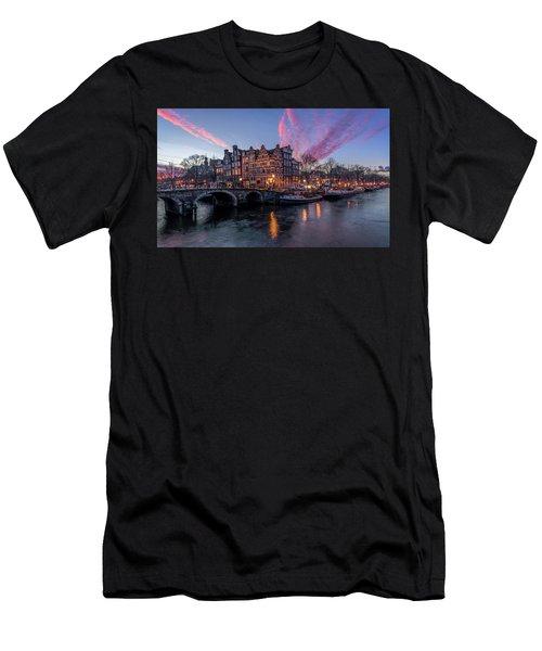 Papiermolensluis Men's T-Shirt (Athletic Fit)