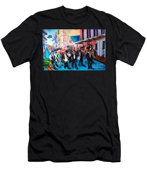 Parade For Joe Men's T-Shirt (Athletic Fit)